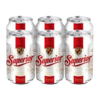 Bodega Aurrera: Six de cerveza superior $5.03