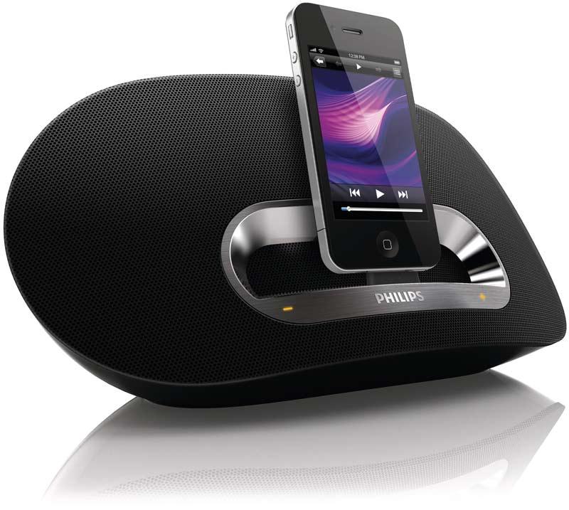 Amazon: Philips DS3600 Bocina Docking con Bluetooth para iPod, iPhone y iPad de $2,199.00 a $873.77, Envío Gratis y hasta 12 MSI