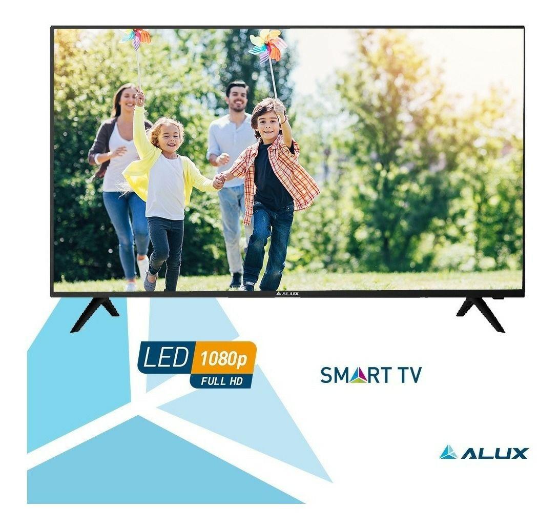 """Famsa.com Pantalla Alux 40"""" Smart TV FHD"""