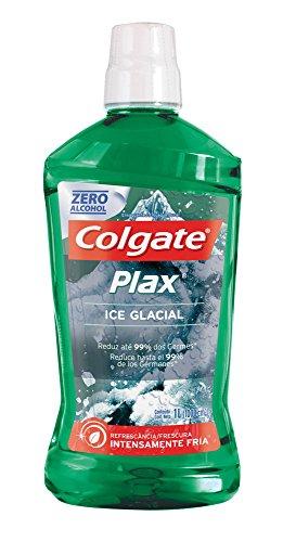 Amazon: Enjuague Bucal Colgate Plax Ice Glacial 1 LT