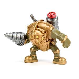 Amazon: Big Daddy de BioShock Vinyl Figure aplica PRIME