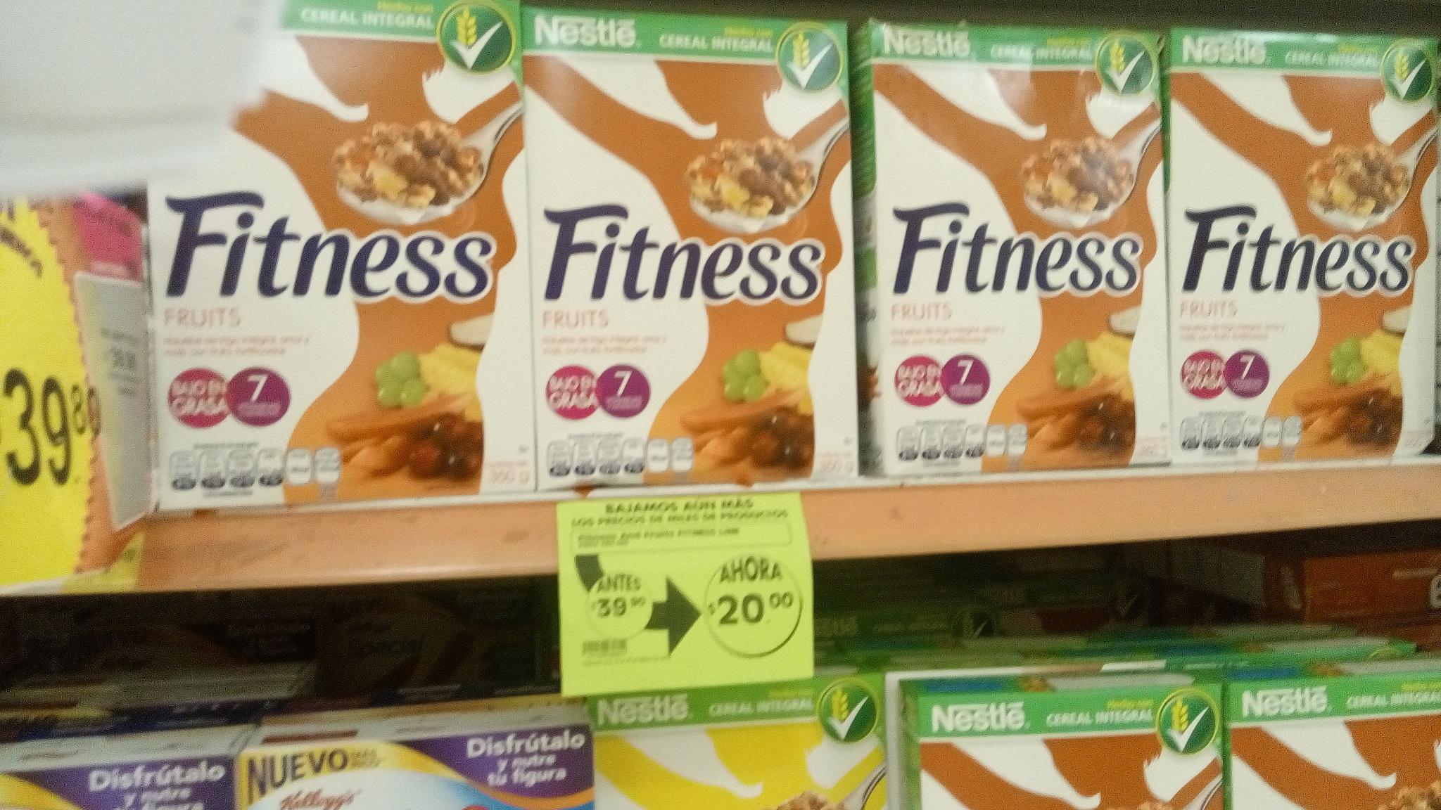 Comercial Mexicana: Cereal Fitness 350g de $39 a $20, Galletas Gamesa 2x1.5, descuento de $20 por cada $100 en T-Fal