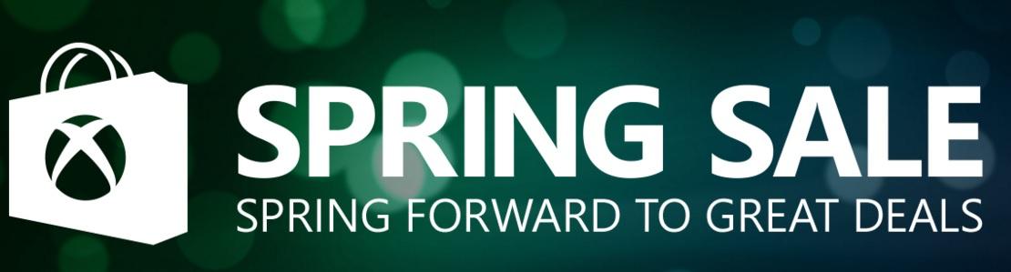 Xbox Live: ofertas del Spring Sale