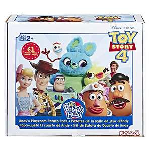 Amazon: Set de juguetes Cara de Papa