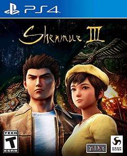 Amazon: Shenmue 3 PS4