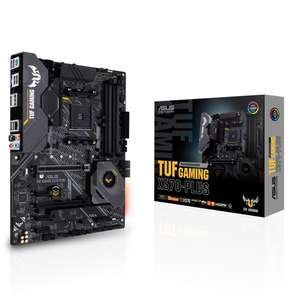 Cyberpuerta ASUS ATX TUF Gaming X570-Plus, S-AM4, AMD X570