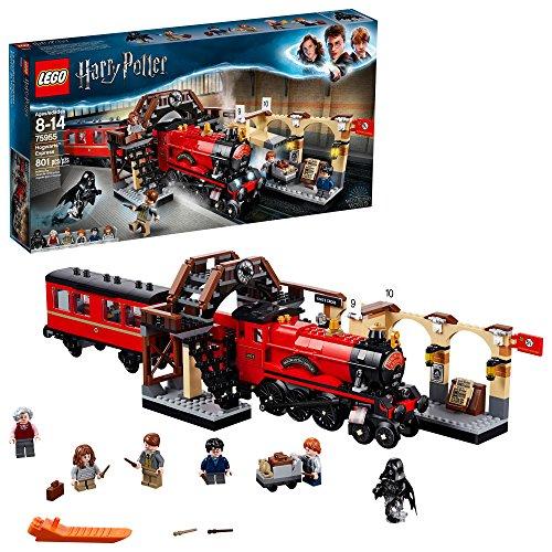 Amazon MX:LEGO Harry Potter, Expreso de Hogwarts™ 75955