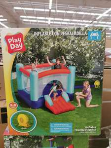 Walmart - Inflable Play Day de 3990 a 1422.02
