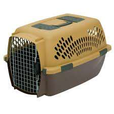 Amazon: Petmate Transportadora Para Perro Pet Taxi Varios Colores Intermedia de $998 a $399.41
