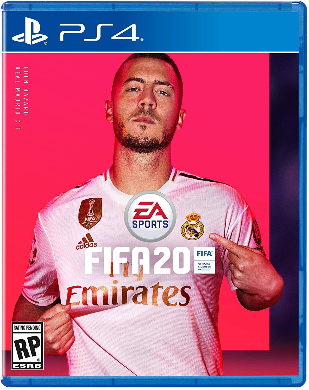 Amazon y Walmart: FIFA 20 para PS4 / Xbox One