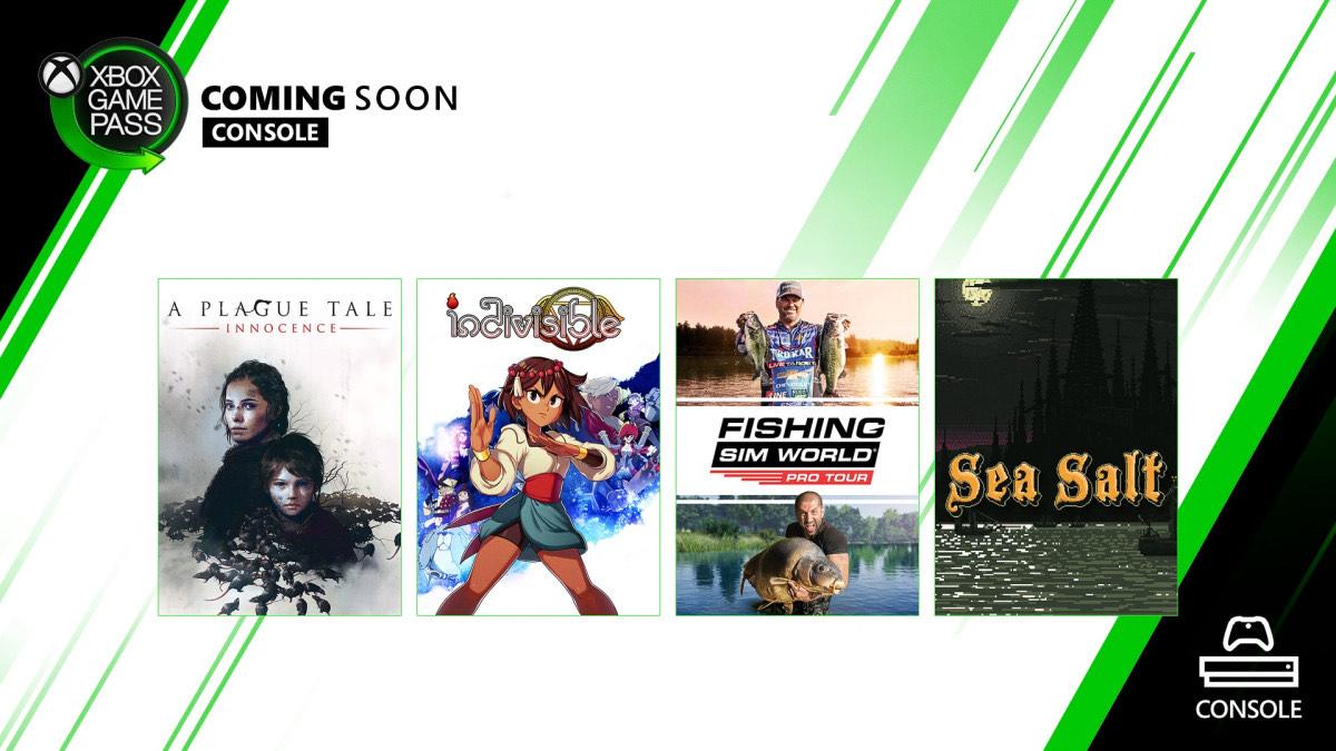 Microsoft: Nuevos juegos Game Pass Enero