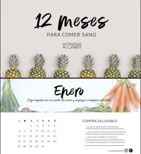 """Calendario 2020 + eBook """"Gratis"""" - Combate las consecuencias del Guadalupe - Reyes"""