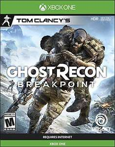 Amazon Tom Clancy's Ghost Recon Breakpoint - Xbox One - Standard Edition