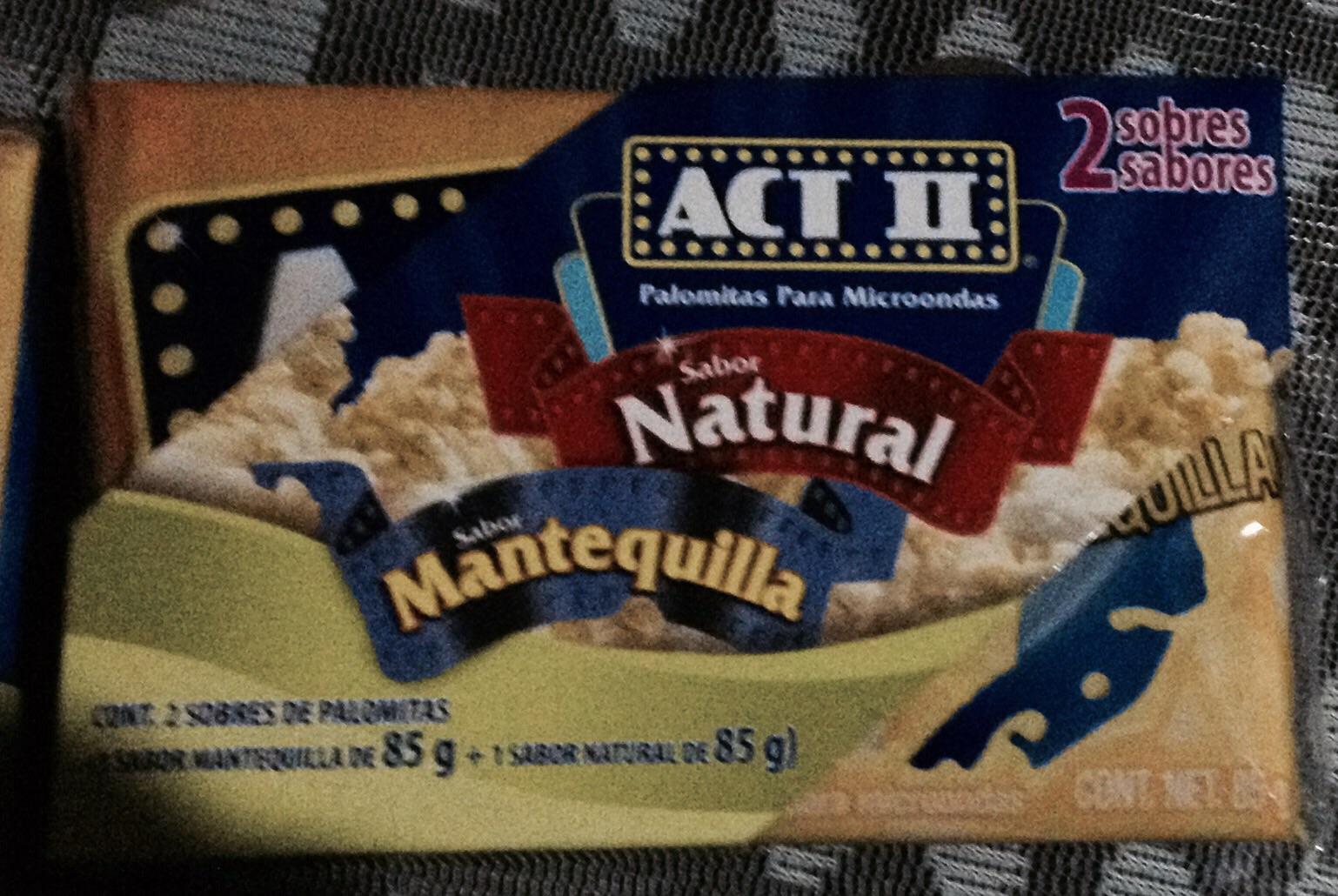 Walmart: paquete de palomitas a $6.02 y paquete de croissants $12.50