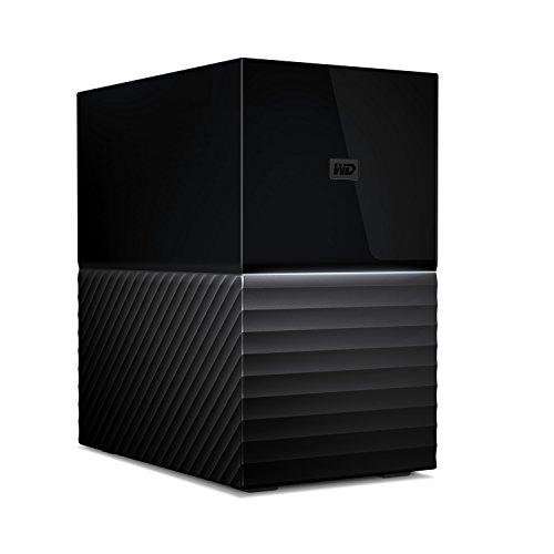 Amazon :: WD 12TB My Book Duo Desktop RAID External Hard Drive - USB 3.1 - WDBFBE0120JBK-NESN