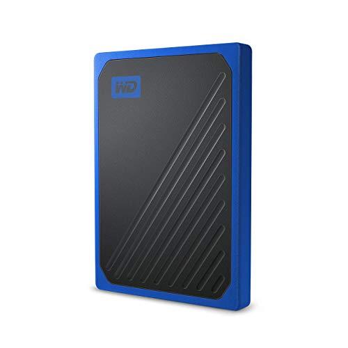 Amazon Mx: WD My Passport Go SSD 500GB