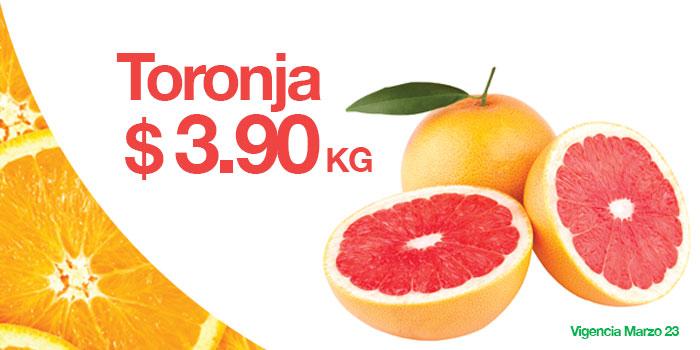 Hoy es Miércoles en Comercial Mexicana marzo 23: Toronja Sangría a $3.90 el kilo y más