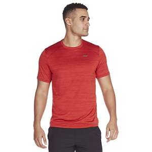 Amazon: Playera Skechers Sport Talla XL (Aplica Prime)