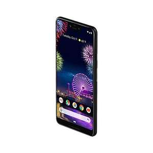 Amazon: Google Pixel 3 XL Desbloqueado - 64GB - Color Negro