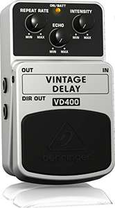 Amazon MX: Behringer Vintage Delay Vd400