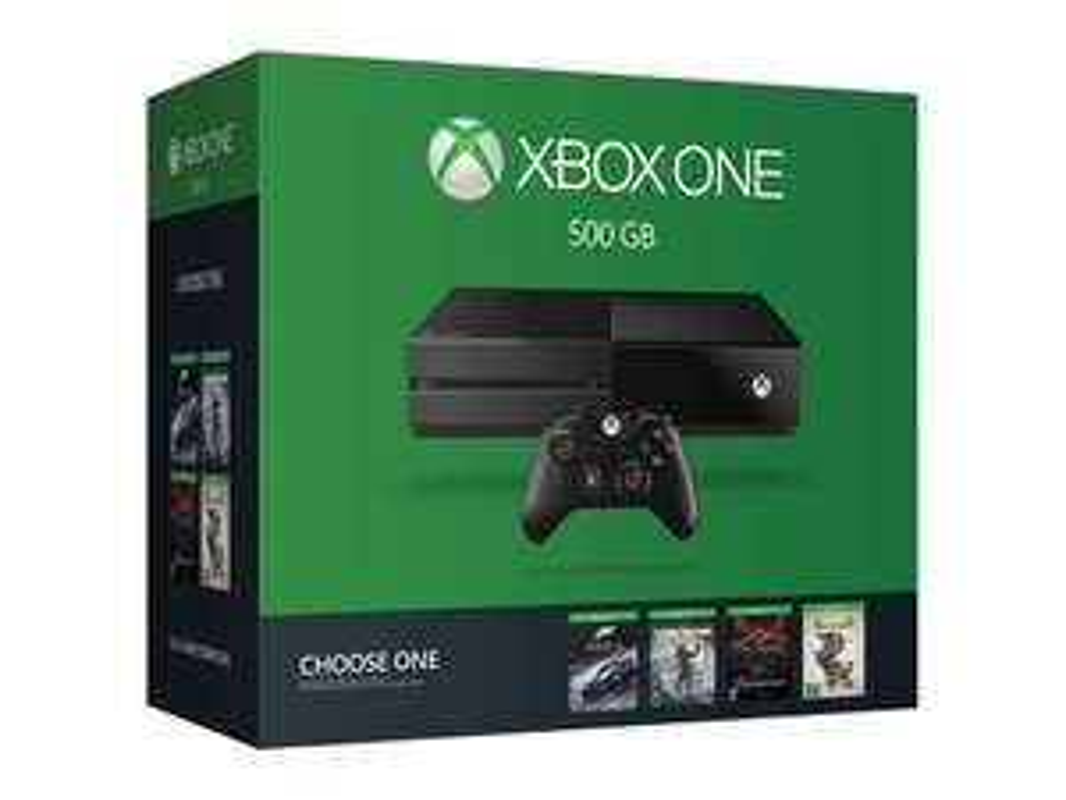 Liverpool en línea: Xbox One 500GB + Escoge tu juego a $6,033 con cupón