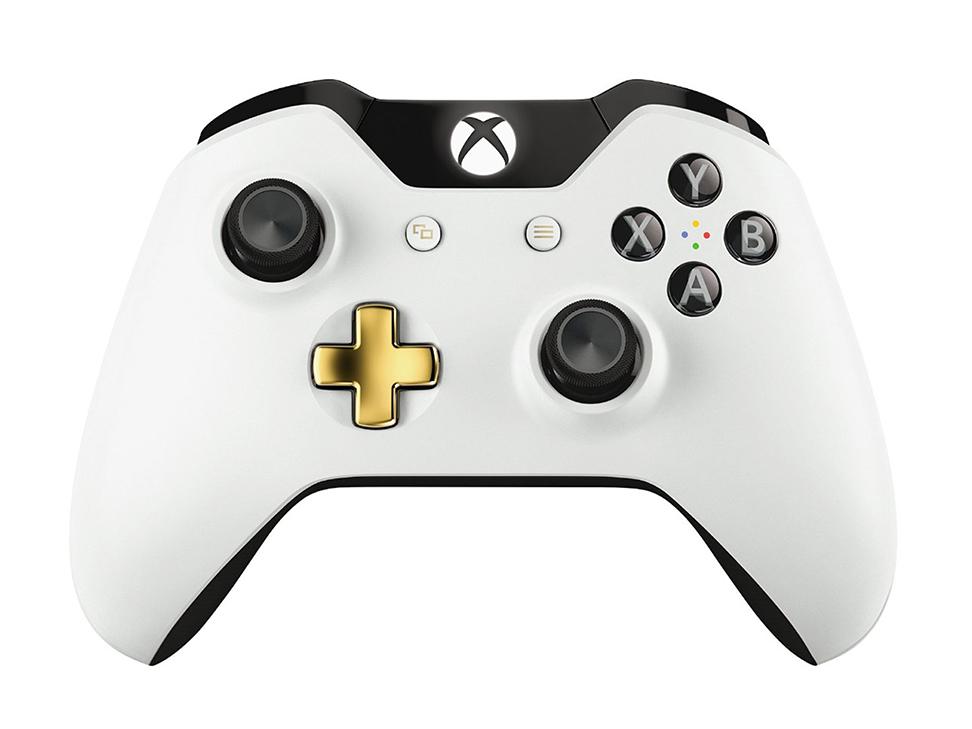 Liverpool en línea: Control Xbox One Lunar White a $687 (con cupón)