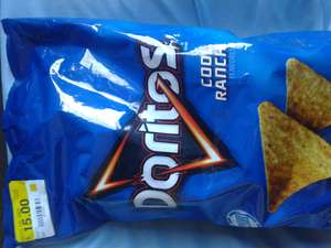 Walmart: Doritos Ranch 311grs a $15