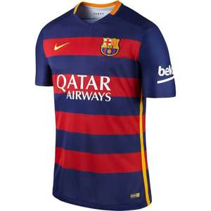 Mequedouno: Jersey Barcelona y Real Madrid 2015-2016 a $599 Relojes Umbro desde $349