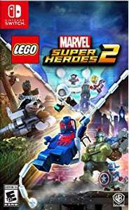 Amazon Lego Marvel Superheroes 2 - Standard Edition Edition