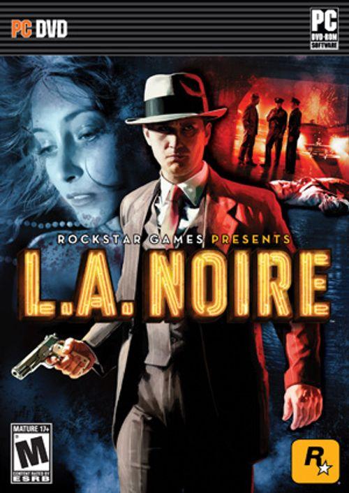Cdkeys: L.A Noire Complete Edition PC Steam