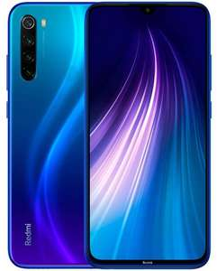 Linio: Redmi Note 8 4GB/128GB