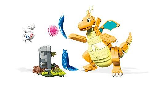 Amazon: Mega Construx Pokemon Dragonite vs togetic