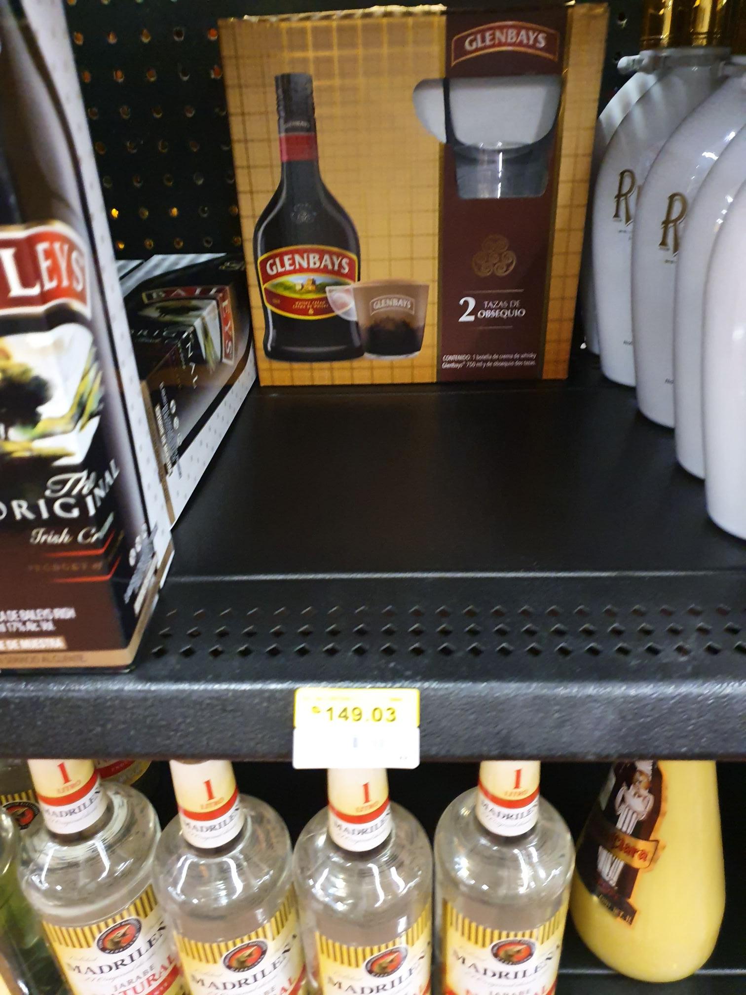 Walmart SLP: Glenbays