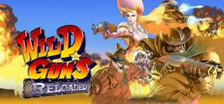 Steam: Wild Guns Reloaded