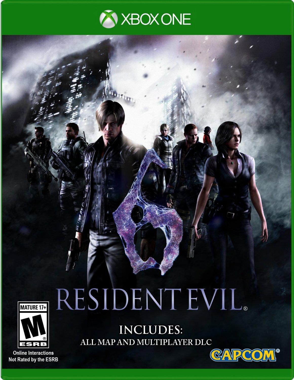 Amazon México : Preventa de Resident Evil 6 para Xbox  One y PS4 en $395