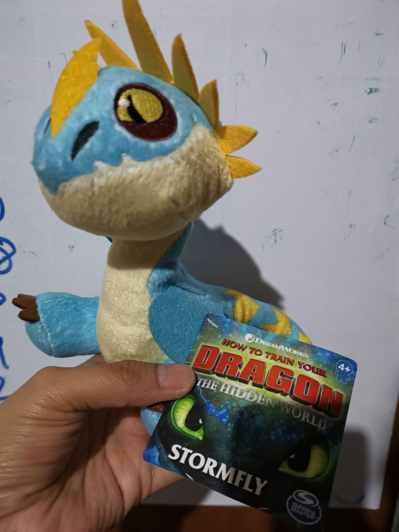 Soriana: peluche como entrenar a tu dragon