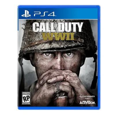 Elektra en línea: Call of Duty World War II PS4