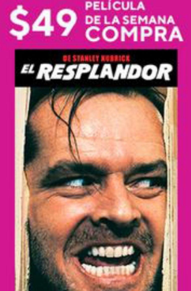 Cinépolis Klic: El Resplandor (Compra de la semana en HD)