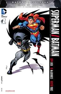 Batman v Superman: Dawn of Justice Special Edition #1 (edición Kindle)