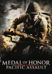 "Origin: Medal of Honor Pacific Assault gratis ""On the house"""