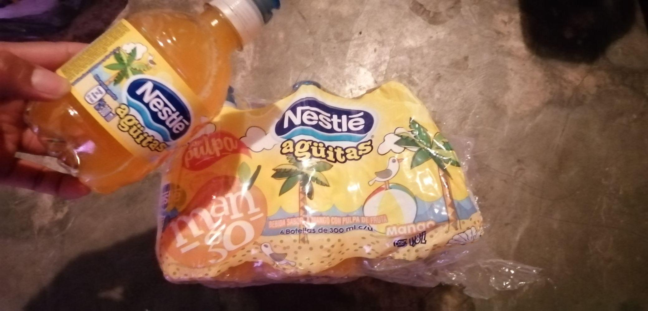 Bodega Aurrera: Agüitas Nestle
