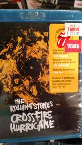 Tower Records Puebla: Bluray The Rolling Stones - Crossfire Hurricane a $101