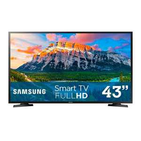 "Sam's Club: Smart TV Samsung 43"" FHD"