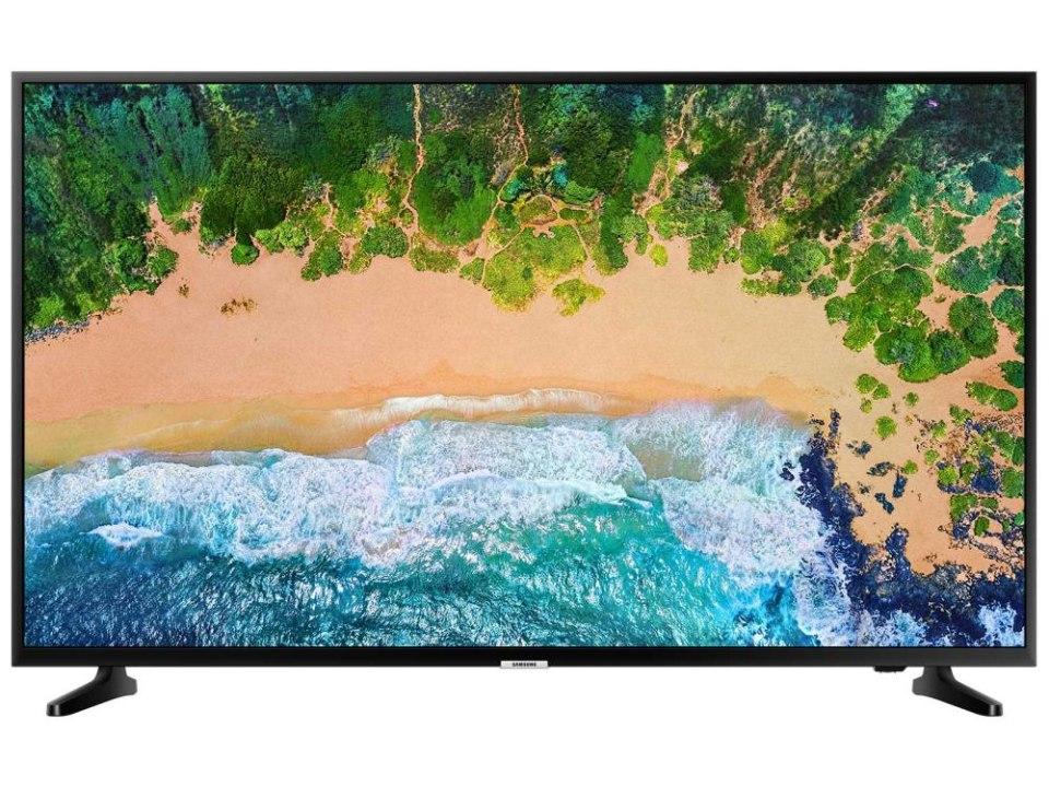 """Walmart en Línea: Smart TV Samsung 50"""" 4K"""