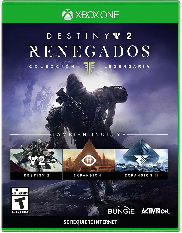 Amazon: Destiny 2, Renegados para Xbox One