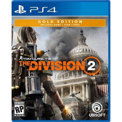 Elektra: The Division 2 Gold Edition PS4