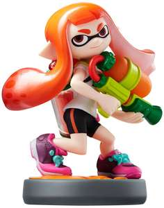 Amazon MX: Amiibo Inkling Girl Splatoon Series