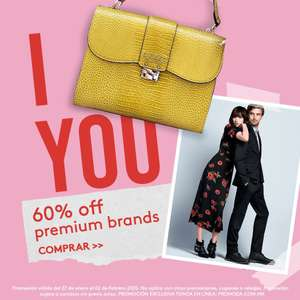 Promoda Outlet: 60% off en premium brands