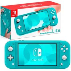 Elektra: Consola Nintendo Switch Lite (color turquesa, amarillo o gris) pagando con crédito Elektra