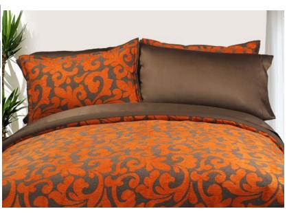 Amazon: Dalfiori Neria Set duvet King 4 piezas a $785